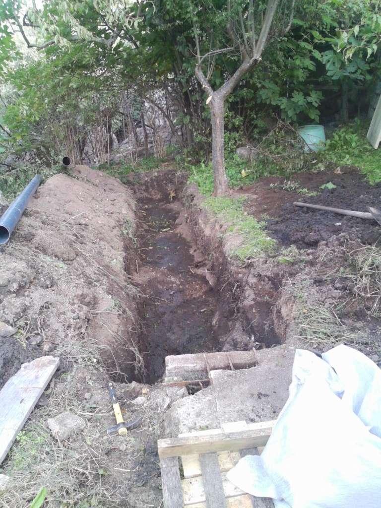 drainage 1 tranchée